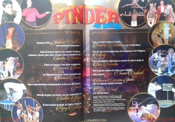 4ème partie ▪ Cirque Pinder ▪ Poitiers (86)