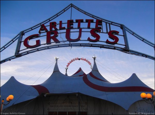 Fin ▪ Cirque Arlette Gruss ▪ La Rochelle (17)