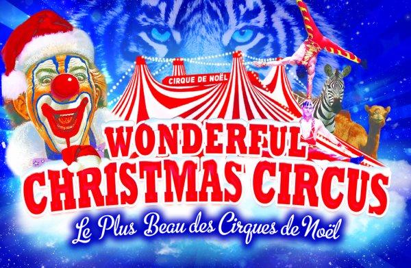 Exclusif : Le Grand Cirque de Noël pose ses valises cet hiver à Niort !