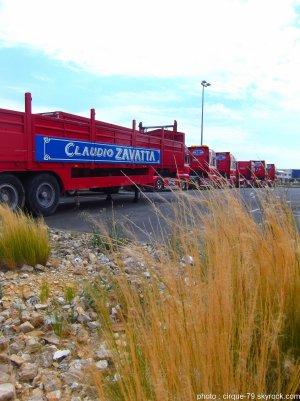 Claudio ZAVATTA : Les installations