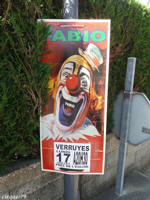 Le Cirque FABIO