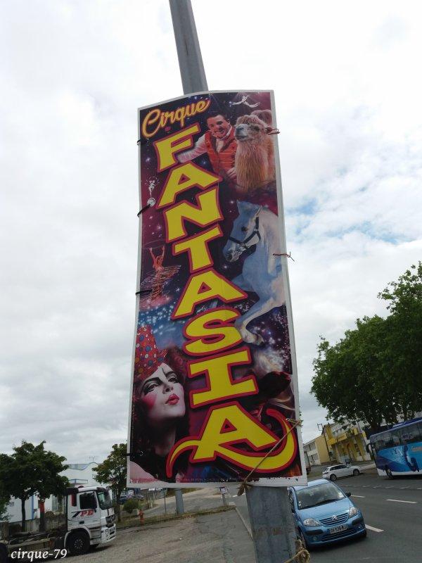 Le Cirque Fantasia