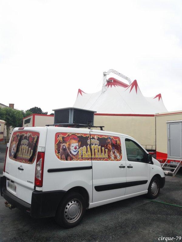 Le Cirque Fratelli
