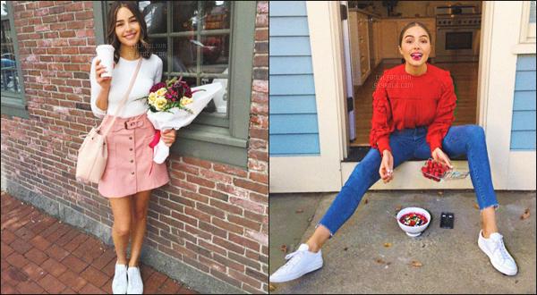 . Photos Instagram @OliviaCulpo •__Découvrez deux nouvelles photos provenant de son compte Instagram. .