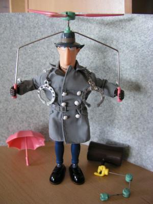 Figurine Inspecteur Inspecteur Inspecteur Figurine Gadget Gadget Figurine Gadget Figurine Inspecteur shxCBotQrd