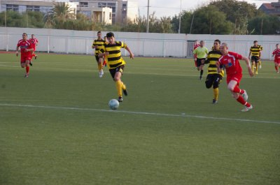NRDI - OCB 3 - 0 Coupe d'Algerie 2010/2011