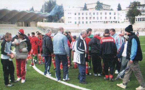 Tizi Ouzou 2007/2008