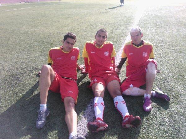 Stade El Mokrani le 18/04/12