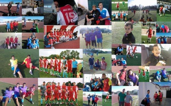 Stade El Mokrani le 09/05/2012