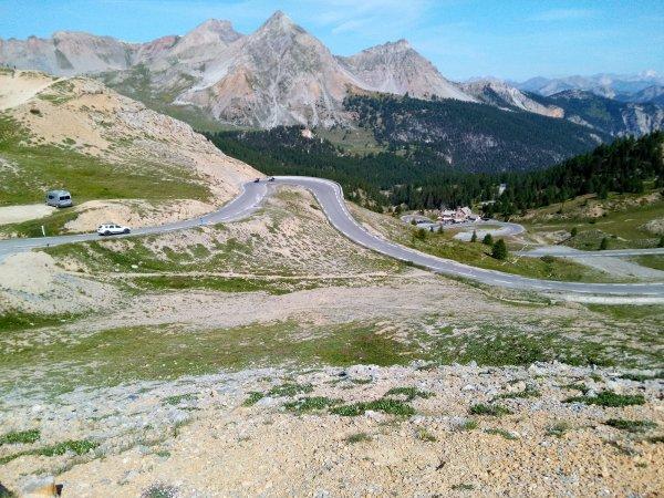 Route des Grandes Alpes et Route Napoléon