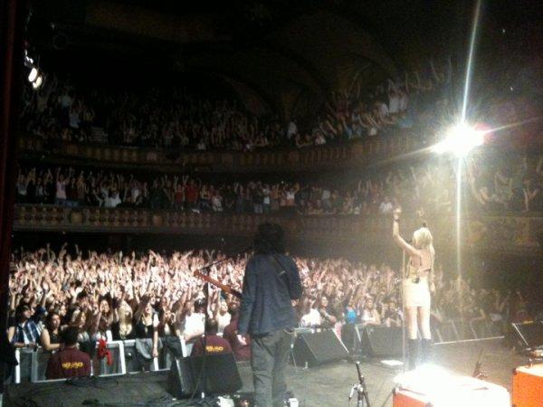 « Concert »