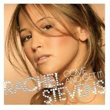 Discographie de Rachel Stevens