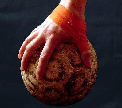 Une de mes passions , le handball
