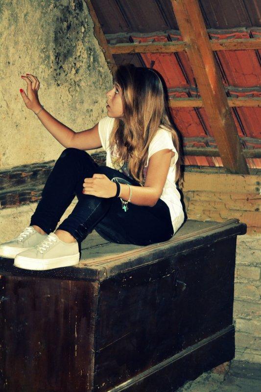 Ne laisse pas tes blessures tu changer en une personne que tu n'es pas.