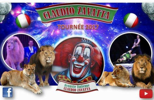 Le Cirque Claudio ZAVATTA a Thouars 2017