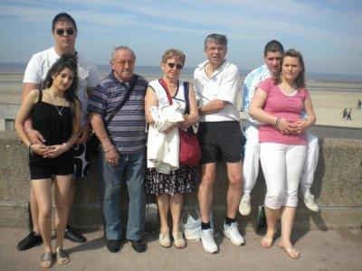 vacances avec mon homme & ma famille