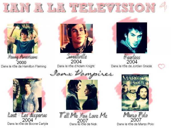 Ian à la TV :)