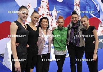 °°Championnat du monde 2010 à Moscou°°°