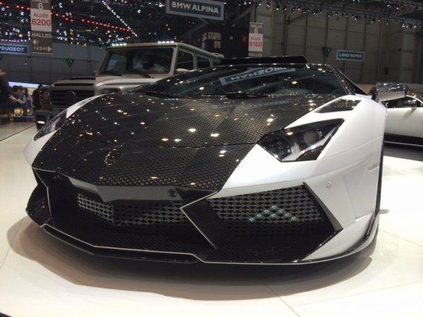 I loove Lamborghini ( in salon de l'auto a Genève 2014 )