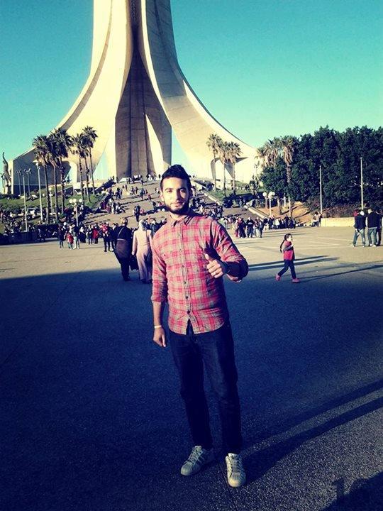 Makam-Chahiiid El'7amma -Algiers ,