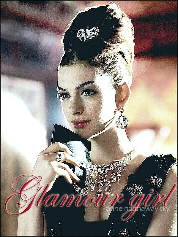 Bienvenue sur Anne-Hatthaway,ta source sur Anne Hathaway.