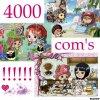 4000 COM'S !!!!