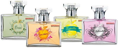 Les 4 parfums des Desperate Housewives
