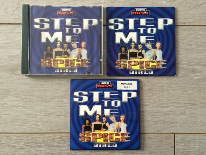 Step to me (27/07/1997)