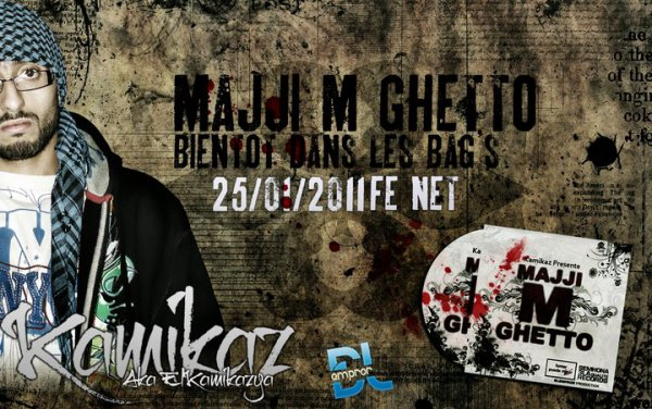 La Nouvelle Mixtape ( Maji M Ghetto ) Vol1 25/01/2011
