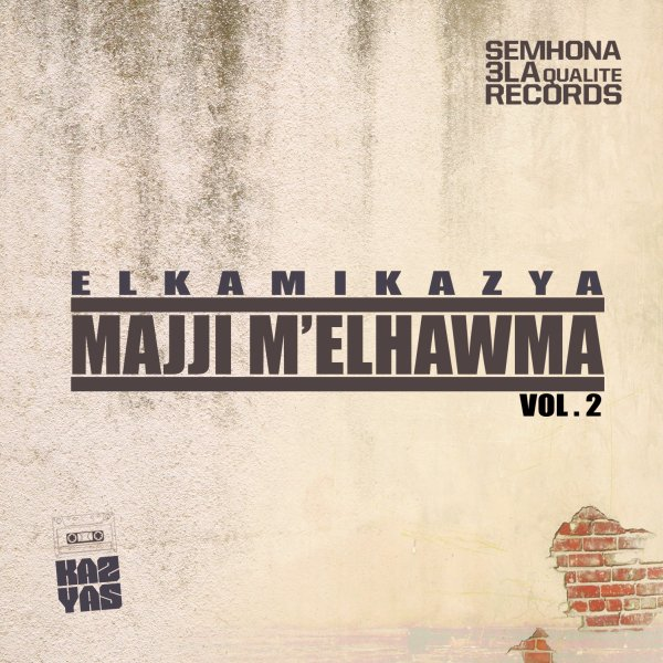 Introduction de la Mixtape Majji M'elHawma Vol.2