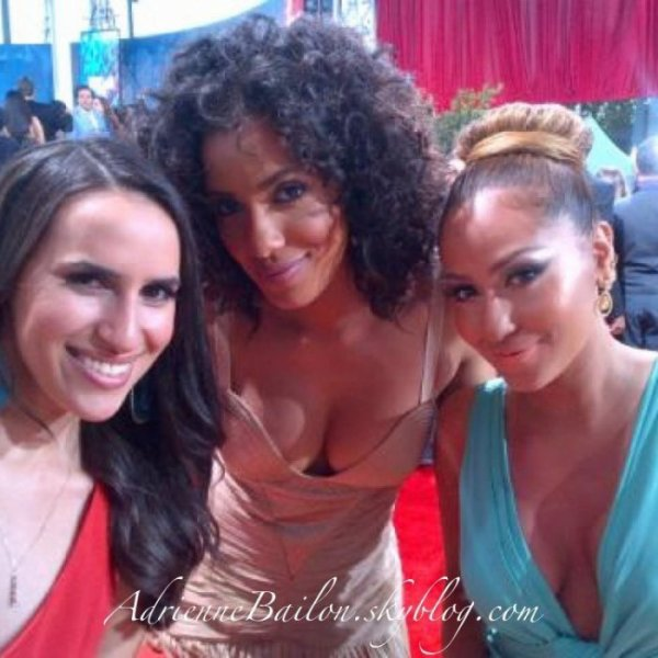 "26/04/12. Adrienne Bailon était au ""2012 Billboard Latin Music Awards"" à Miami."