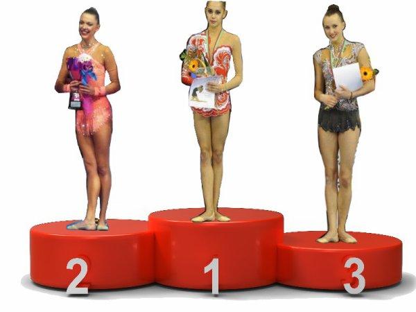 Les classements des médailles ( 1ère partie de l'année 2013)