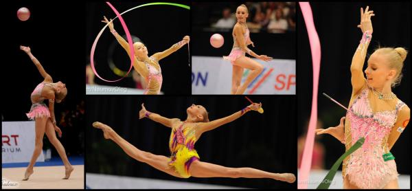 Championnat d'Europe à Vienne 2013 - Russie