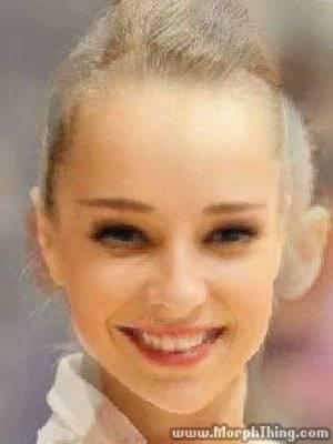 Jeux- Les gymnastes mélées n°1