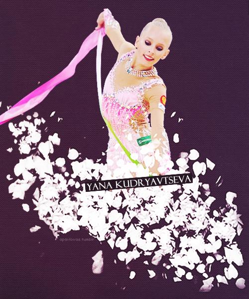 Joyeux anniversaire Yana Kudryavtseva!