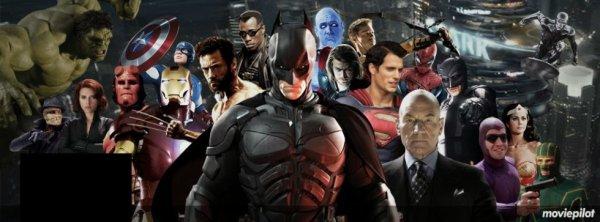 The Avengers... or, Les Gardiens de la Galaxie !!!...