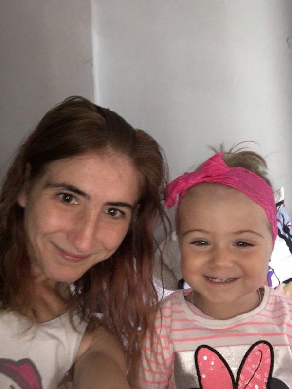 Moi et mon amour de fille ❤️