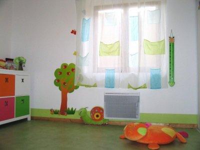 Entretenir la chambre de bébé