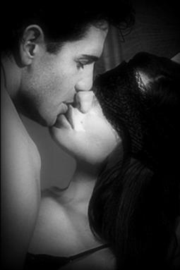 baiser sensuel