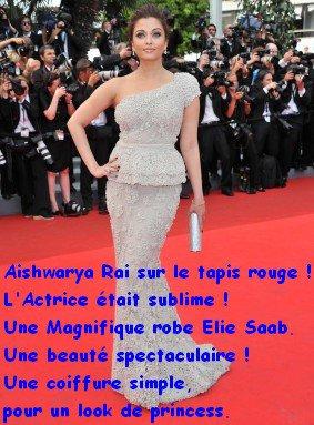 Le 64 ème Festival de Cannes.