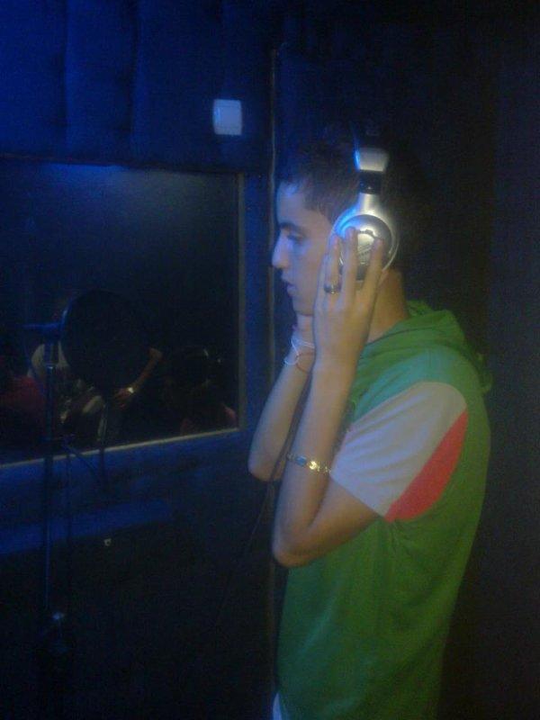 MoOii, au studio <3 Jdr <3