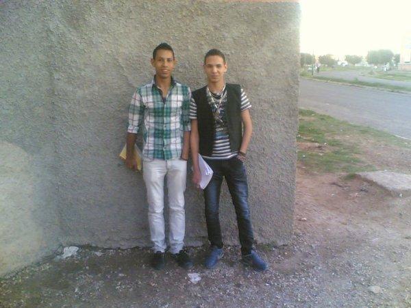 moi avec monamis titiiiz bzayyyd