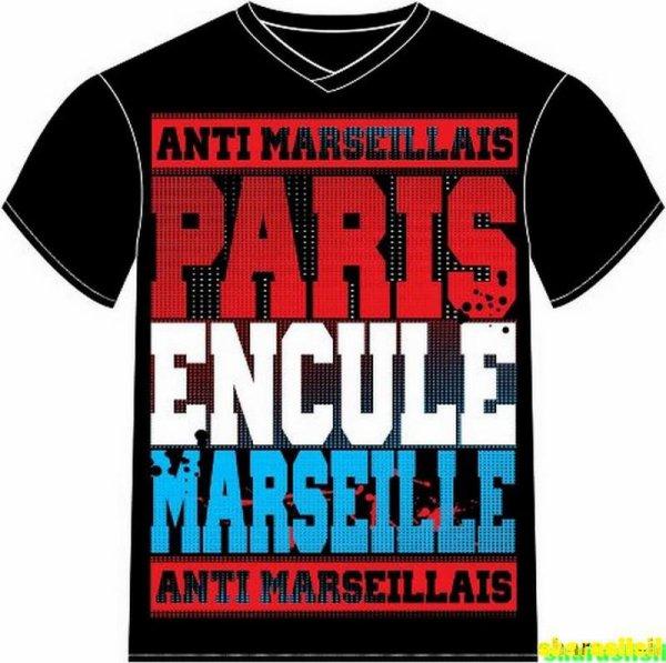 Ici c'est Paris Fuck l'OM