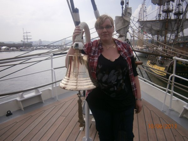 Moi a l'armada 2013