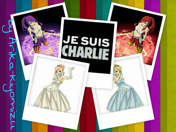 Je suis Charlie // Des images et des images...