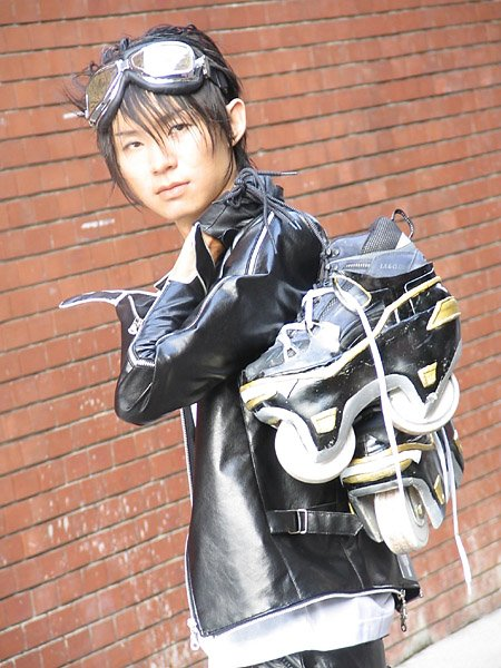cosplay homme !!!
