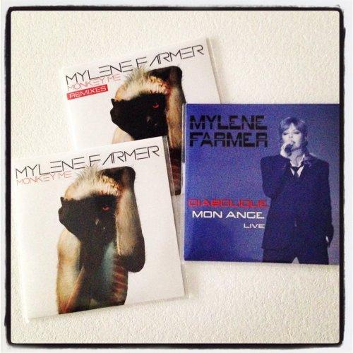 Nouveaux CD Promo ! Diabolique et Monkey me !