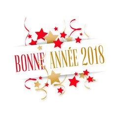 Happy New Year 2018 et les premiéres news de l'année