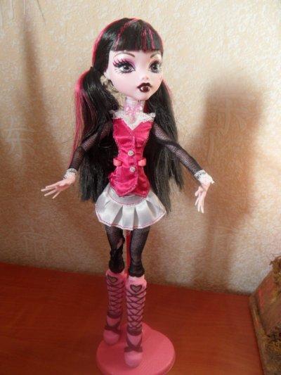 Monster High de chez Mattel: Draculaura