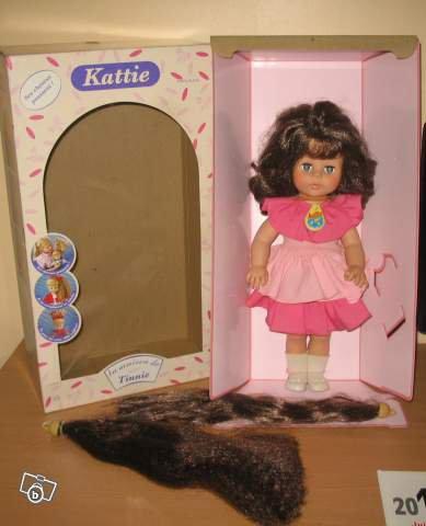 Kattie et Kattie en boite